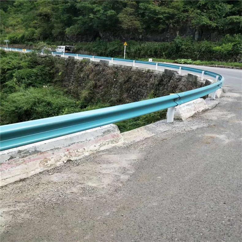 二级公路护栏合作案例