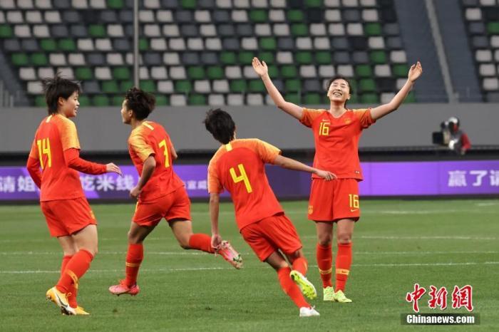 中国女足东京奥运抽中上上签!力拼强敌冲八强