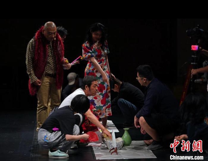 """助力艺术人才培养 """"舞台共享计划""""为原创剧目搭建大舞台"""