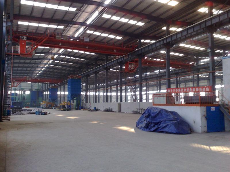 西安钢结构厂房厂家