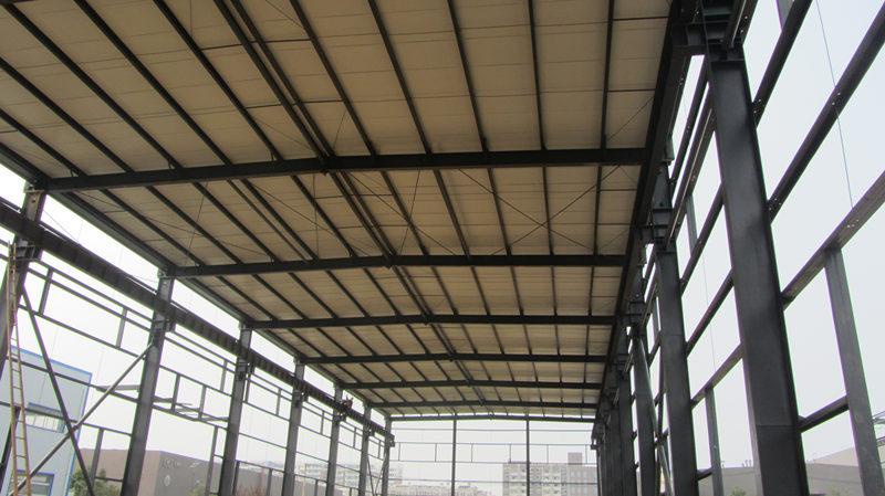 网架钢结构施工