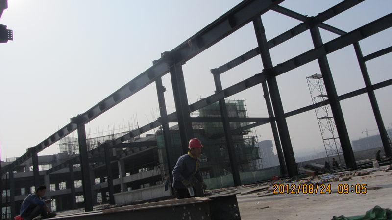 西安钢结构设计厂家