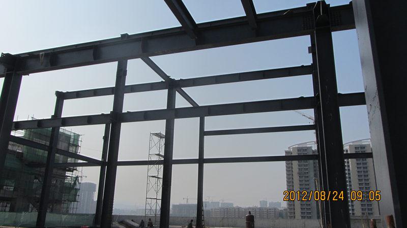还不了解钢结构安装技术要点吗?那就来看看西安钢结构设计厂的分享吧