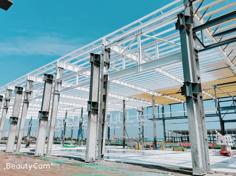 西安钢结构工程安装