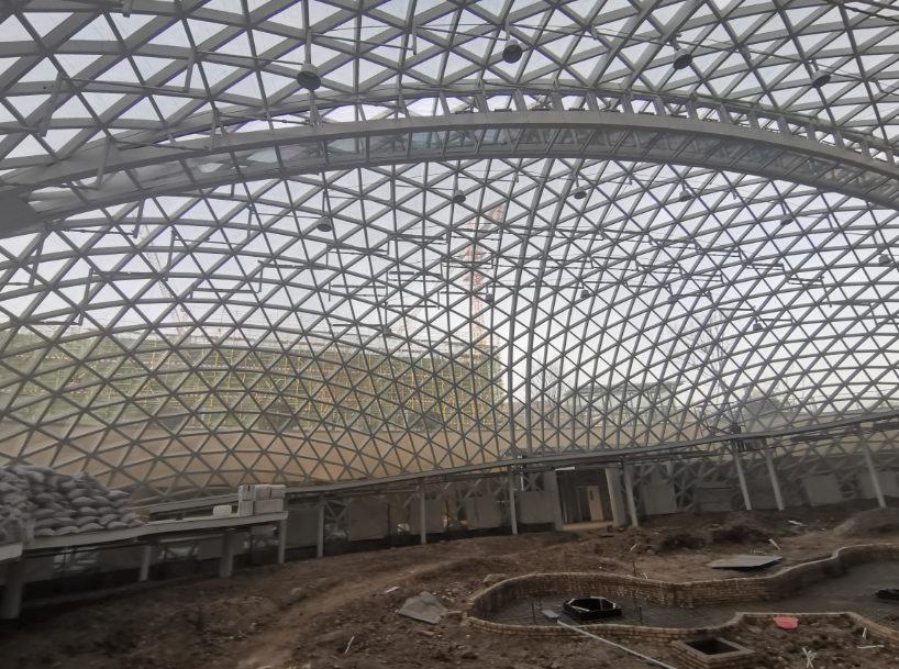 西安钢结构设计施工