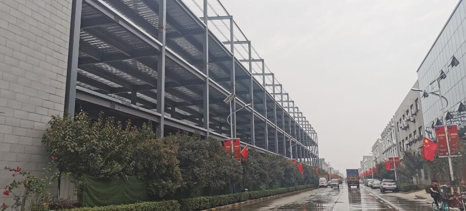 不知道西安钢结构工程的防腐工作怎么做吗?秦岭钢结构工程来告诉大家