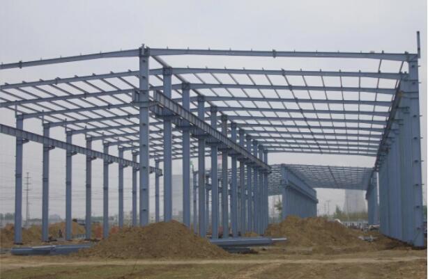陕西福乐床垫钢结构工程