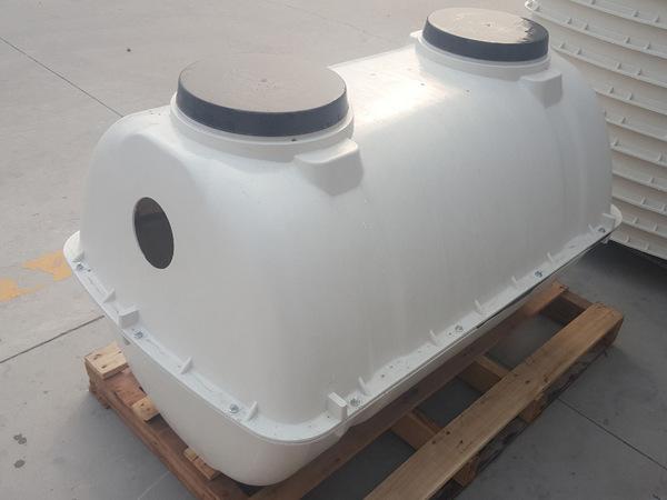 采用玻璃钢材料模压工艺制成的模压化粪池都具有哪些优势