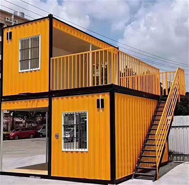 简述集装箱房屋的优点