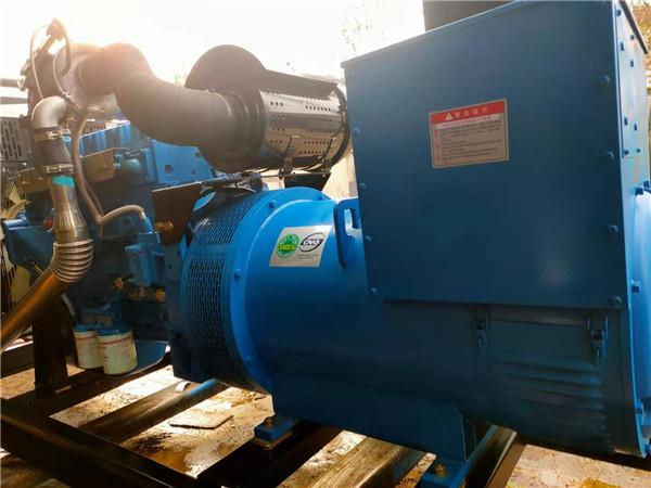 潍柴发电机工作中突然停机的原因以及对应的处理方法