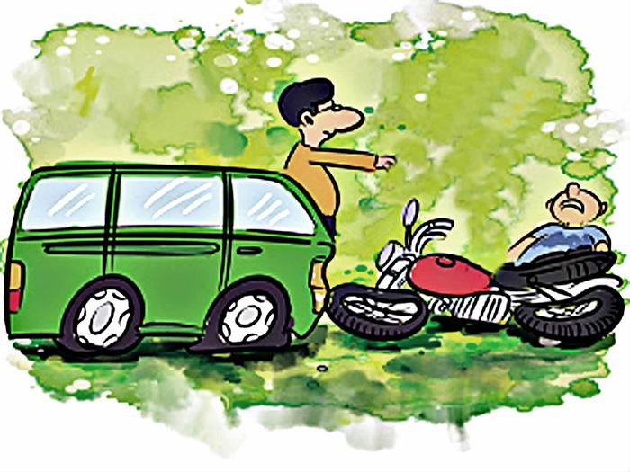 交通事故纠纷案件