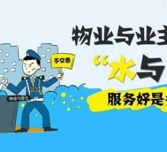 物业公司与金凤区某小区物业服务案例