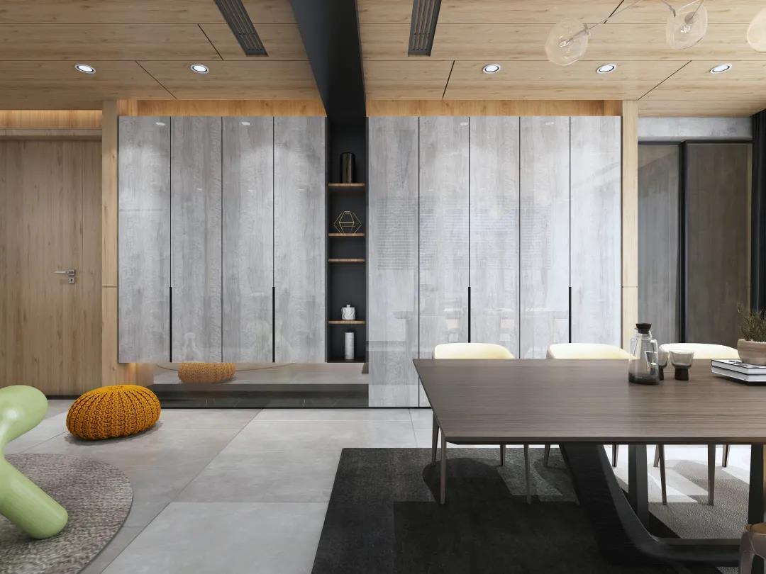 千年舟高光宁夏生态板,设计至美的全新演绎