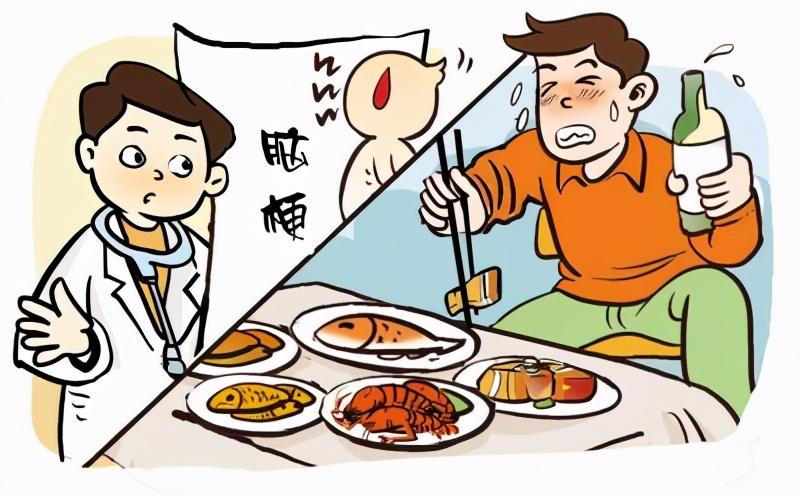脑梗说来就来?医生:饭后着急做这些事,是导致脑梗发生的根源