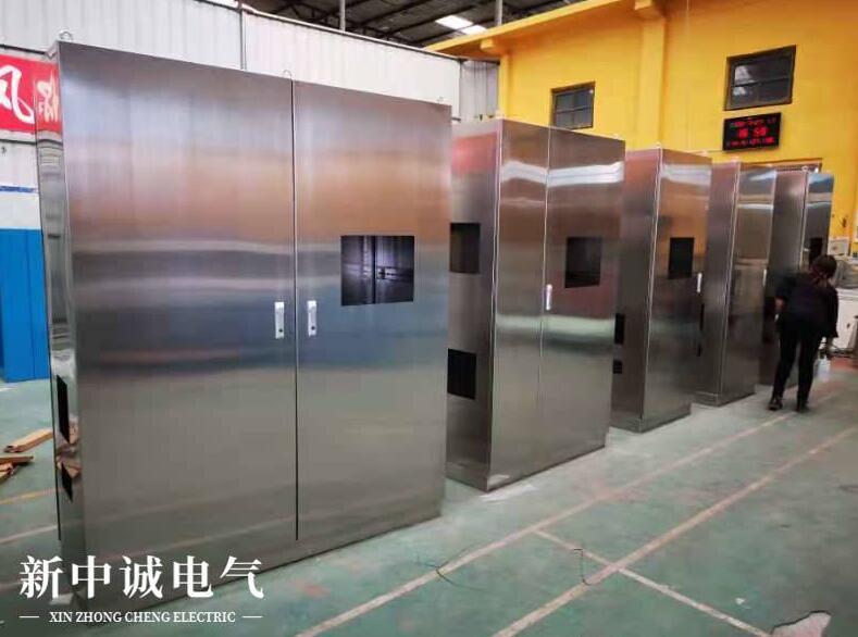 陕西不锈钢电柜箱的类型和设计型号剖析