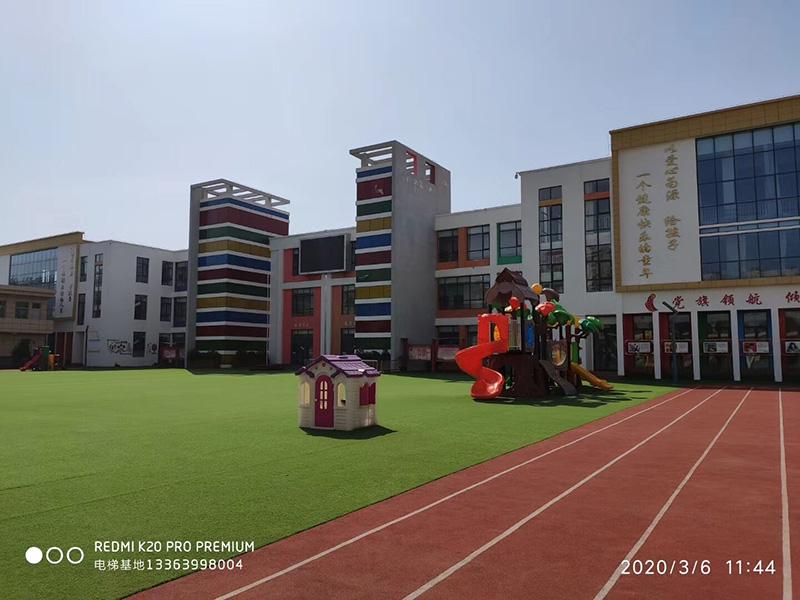 长武县实验幼儿园案例