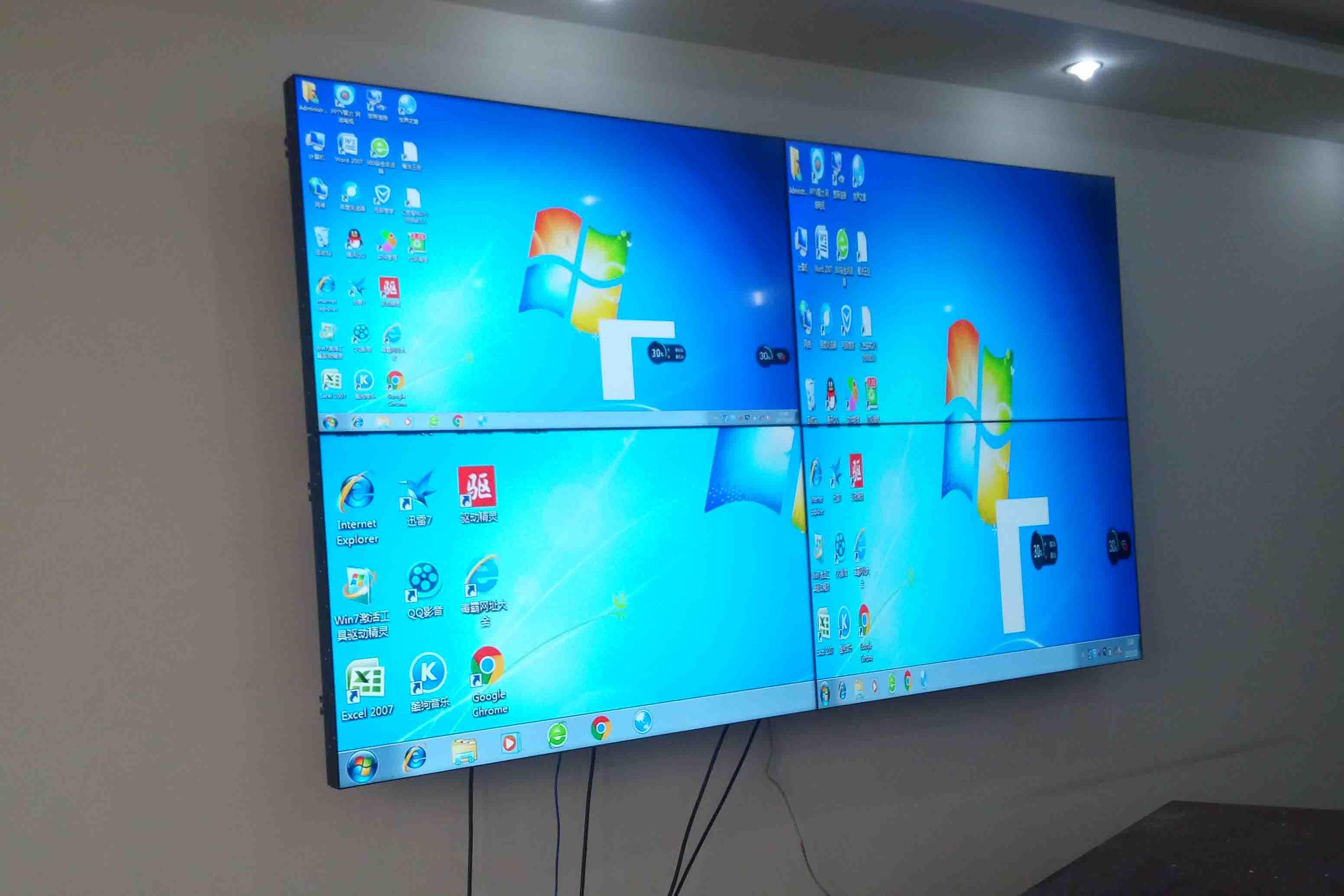 LED拼接屏案例