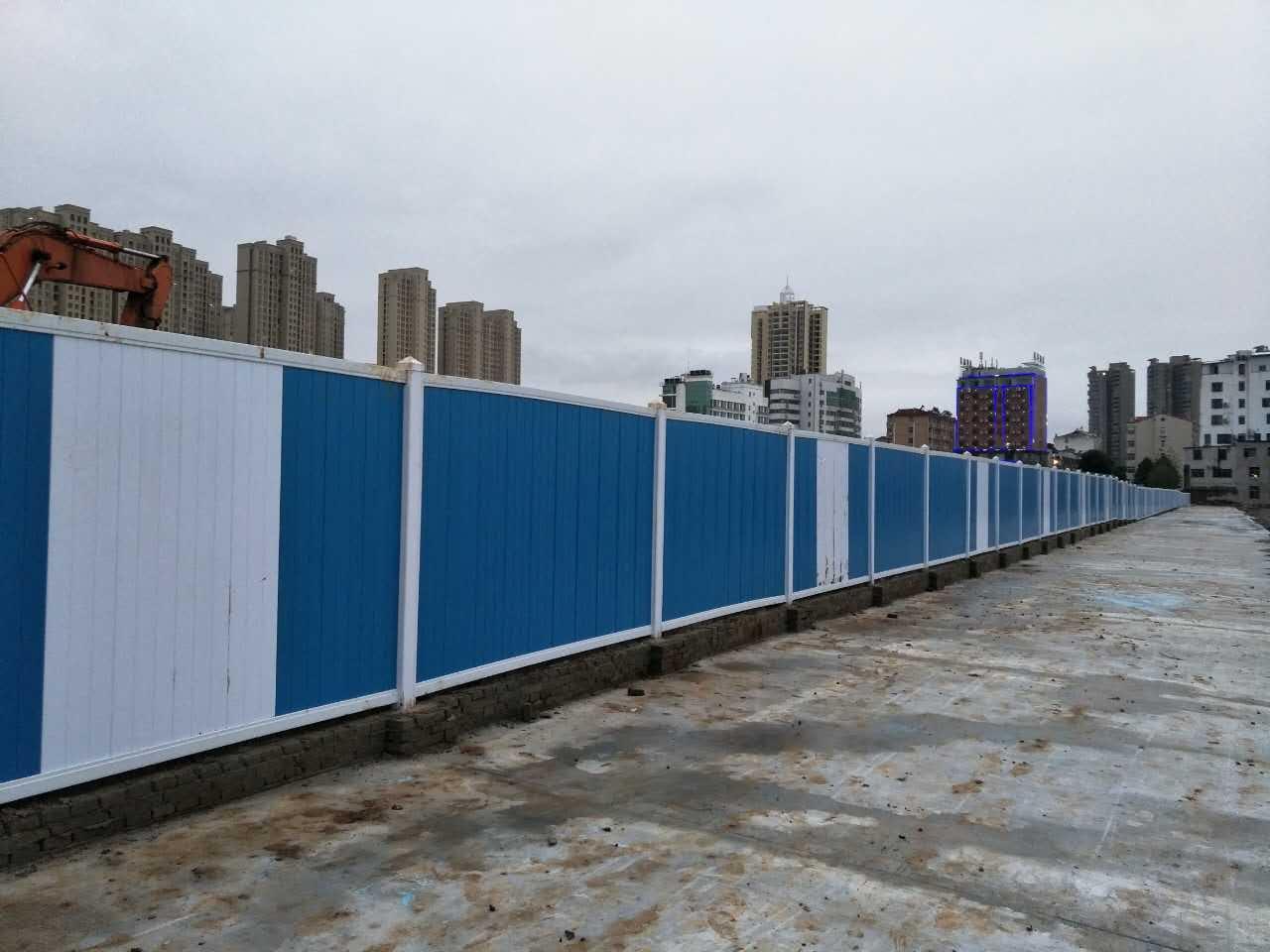 建设工程中四川市政围挡有哪些功能?