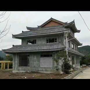 四川仿古青瓦—中国古建筑不可缺少的主要材料之一