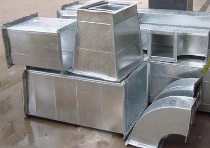 京智源暖通对于消防排烟风管安装方法的浅析