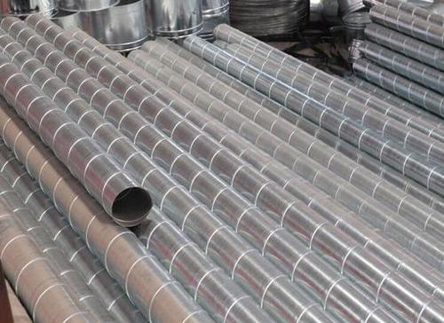 成都螺旋风管的安装标准实施方案有什么?