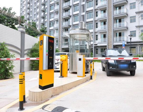 常见停车场管理系统安装布线及注意事项