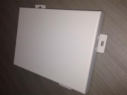 成都鋁單板安裝成功案例