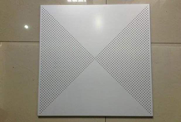 四川沖孔鋁扣板