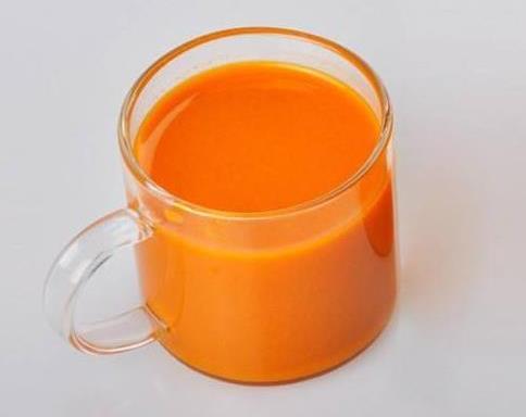 新疆沙棘汁原浆功效