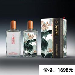 金荷花浓香型白酒