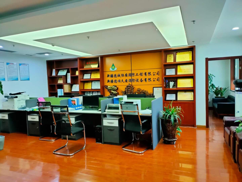 办公场所环境