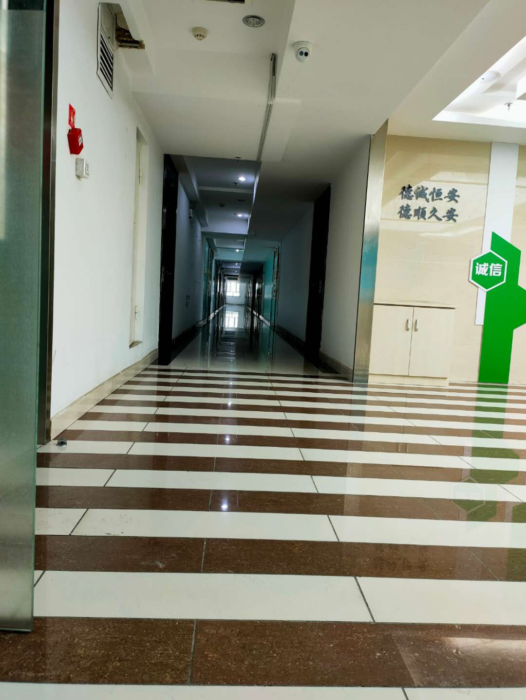 公司办公楼环境