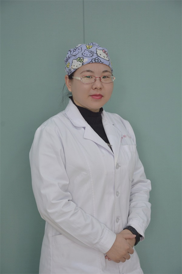 冠玉口腔医师韩莉