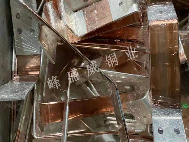 西安紫铜电镀银
