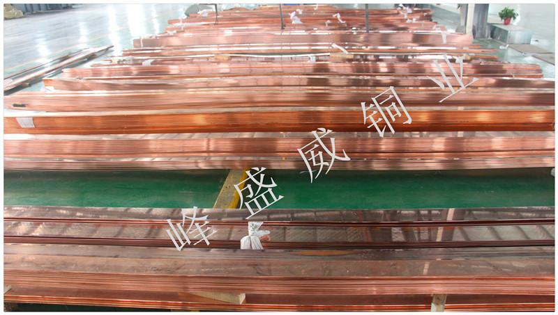 简述西安铜排的制作工艺