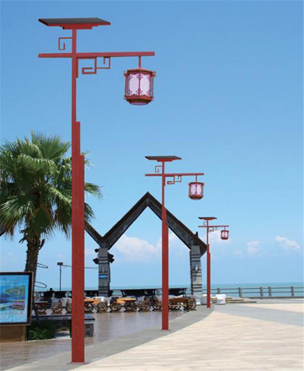 陕西太阳能景观灯安装