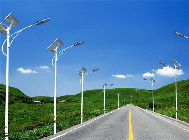 太阳能路灯有什么特点为什么要用太阳能路灯