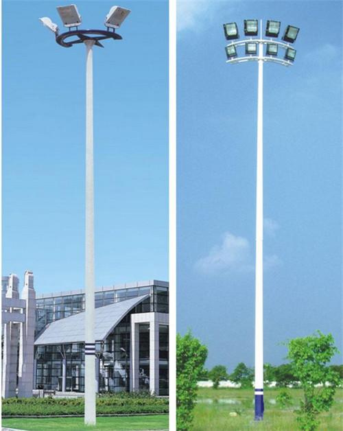 西安高杆灯安装