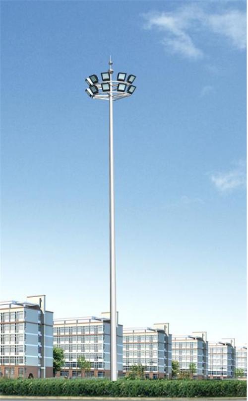 西安中杆灯
