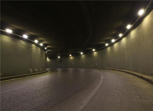 西安隧道灯安装