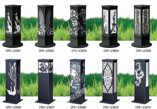 西安草坪灯的作用是什么?