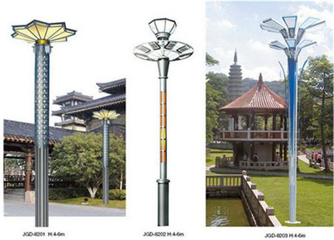 陕西景观灯有哪些种类,如何区分?