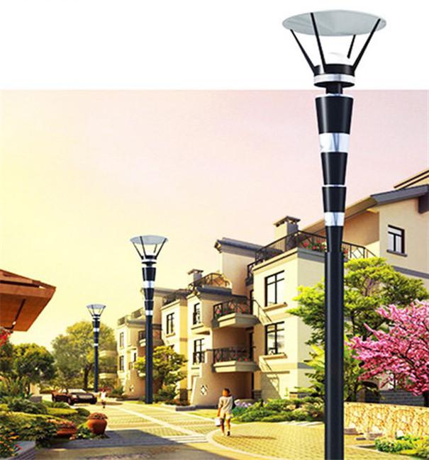 陕西庭院灯安装