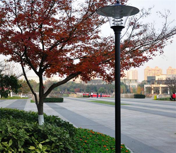 西安庭院灯安装