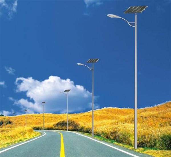 西安城市太阳能路灯