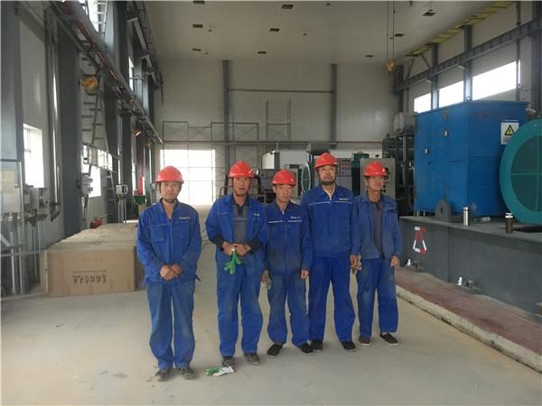西安压缩机厂房降噪项目