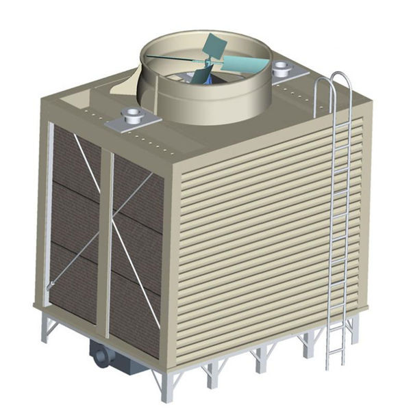 西安冷却塔降噪设备