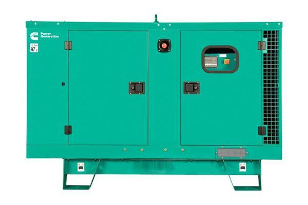 西安发电机噪音治理