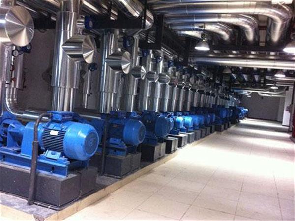 西安水泵房降噪