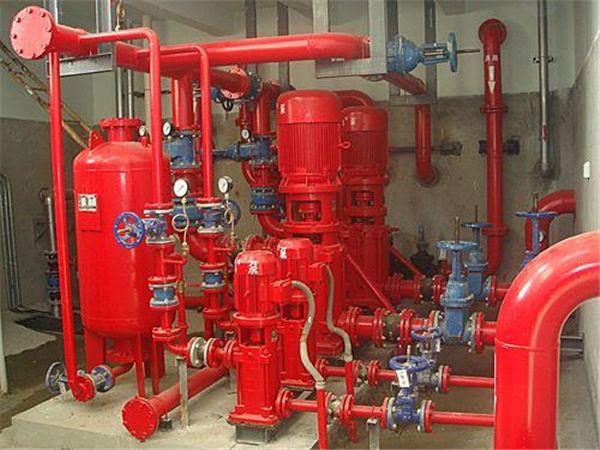 水泵房降噪项目